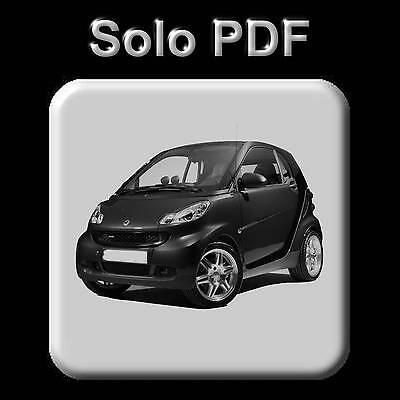 Smart Fortwo (Model 451) - Workshop, Service, Repair Manual