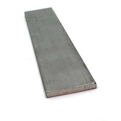 "Stainless Steel Flat Bar Stock 1/8"" x 1"" x 6""- Knife making, craft T316- 1 bar"
