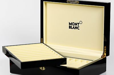 Montblanc Collectors Box for 20 Pens / Life Style Line NEW