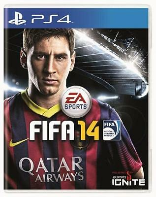 NEW PS4 FIFA 14 World Class Soccer