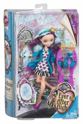 Madeline Hatter EVER AFTER HIGH GUARDAROBA BDB13