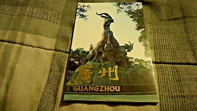 Guangzhou China Postcards Set Of 10 First Edition 1984 (Unused and No Writing)