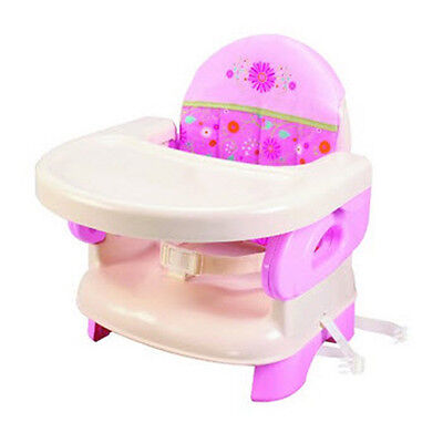 NEW Convenient Safe Summer Infant Deluxe Comfort Baby Feed Folding Booster Seat