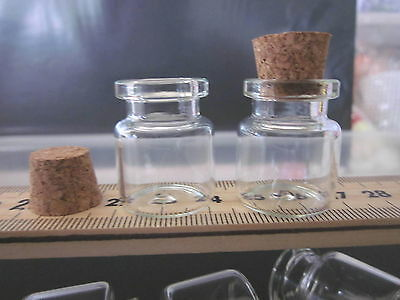 Mini Bottles - 10 per bag with corks. wont be restocking once sold.