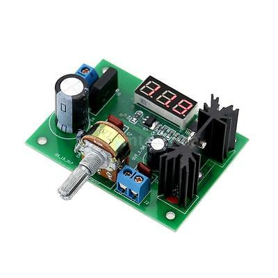 LM317 AC/DC Adjustable Voltage Regulator Step-down DC Power Supply Module LED 2A