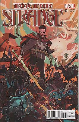 Doctor Strange #1 - Near Mint - (1:25) Rebelka Variant - Marvel Comics
