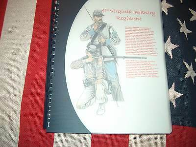 Civil War History of the 4th Virginia Infantry Regiment