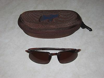 Maui Jim Sunglasses, MJ-409-10, (Tortoise Frames only)