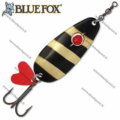 Blue Fox Esox spoons. DIFFERENT Colors/Weigth