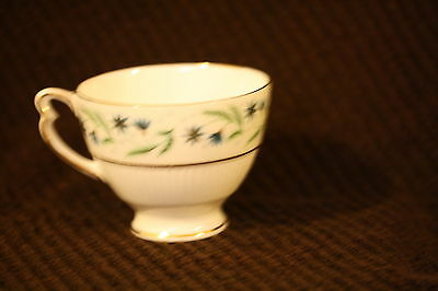 Colclough Bone China Teacup and Saucer