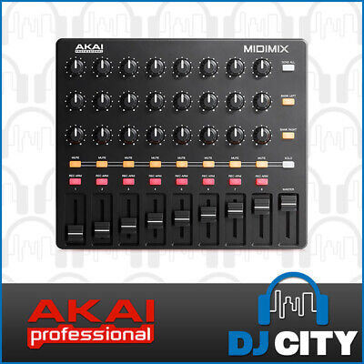 MIDImix Akai MIDI Mixer and Production Controller - DJ City Australia