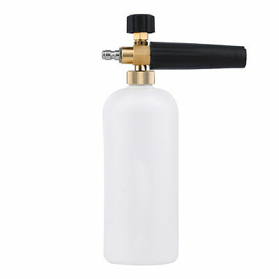 High Pressure Water Pipe Gun Foam Sprayer Nozzle Dispenser for Car Cleaner @*