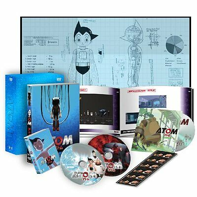 Astro Boy Atom Premium 5000 Set Limited  Anime DVD Box From Japan New