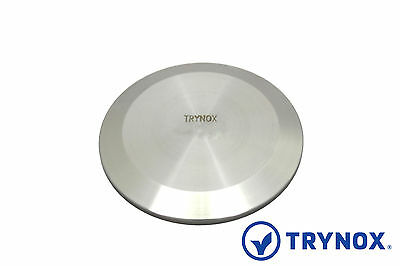 Tri Clamp Sanitary Stainless Steel 304 2'' End Cap Trynox