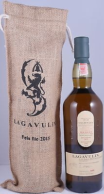 Lagavulin Feis Ile 2015 24 Years Islay Single Malt Whisky 59,9% - one of 3500