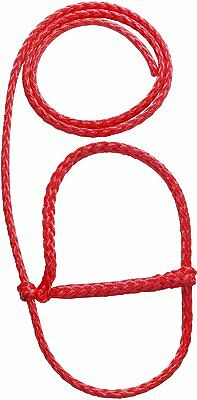Red  Calf & Sheep Poly Halter  6319