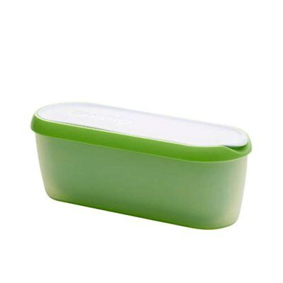 NEW Tovolo Glide-A-Scoop Ice Cream Tub Green (RRP $30)