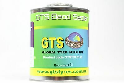 Tyre Bead Sealer Tirso Gomez 1 Litre - For Car & Truck Tyres