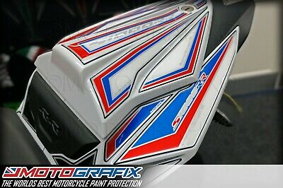 BMW S1000RR 2015 Rear Seat Unit Motorcycle Number Board Motografix Gel Protector