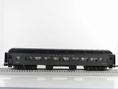 Lionel New York Central NYC 2544 Willow Valley Heavyweight Passenger Car 6-19068