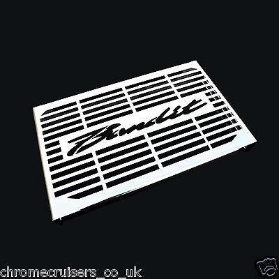 Suzuki Gsf1200 Bandit (1996 - 2000)Stainless Steel Oil Cooler Cover Guard Grill
