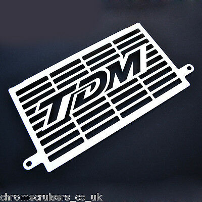 Yamaha Tdm 900 (2002 - On) Stainless Steel Radiator Cover Guard Grill