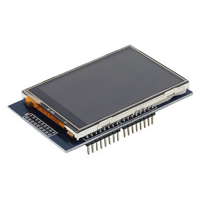 """2.8"""" Inch TFT LCD Display Touch Screen Module with SD Slot For Arduino UNO WP"""