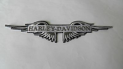 Patch toppa HARLEY - DAVIDSON ricamata termoadesiva 883 roadster superlow iron