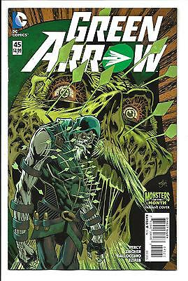 GREEN ARROW # 45 (MONSTERS of the MONTH VARIANT, DEC 2015), NM NEW