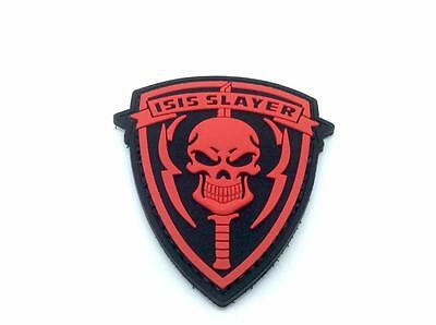 Killroy Was Here tactical morale pvc patch Airsoft Paintball