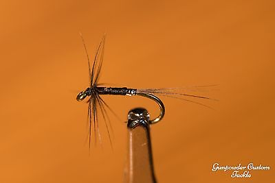 Soft Hackle wet fly Stewart/'s Spider //Qty 3