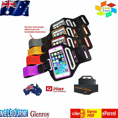 Sports Gym Running Exercise Armband for Apple iPhone 6,6s,6plus s Size Arm Band