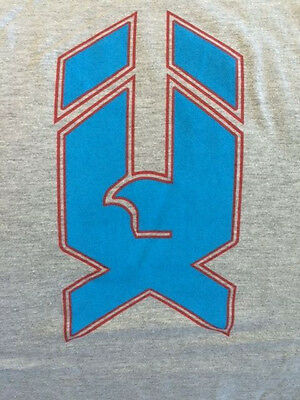 NEW HAVEN NIGHTHAWKS AHL tee  light-blue XXL