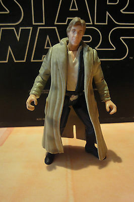 Han Solo Endor. Power Of The Force Ii. Kenner. 1997