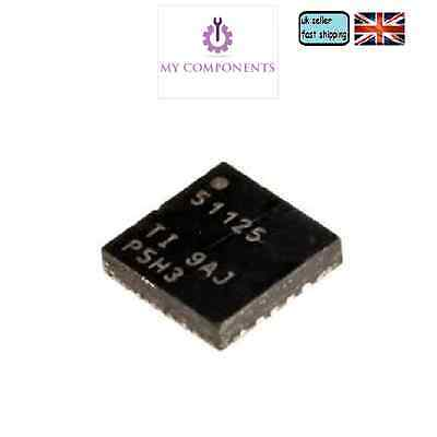 5 x TPS51125 Dual-Synchronous, Step-Down Controller with Out-of-AudioT Operation