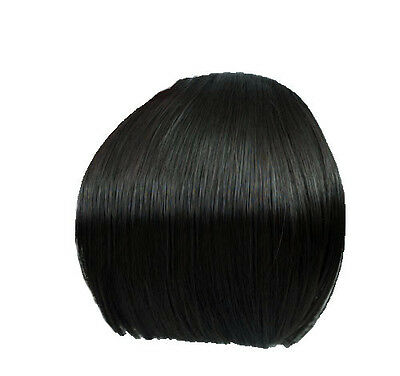 I Love Hair Clip In On Bang Fringe Hair Extension--Straight