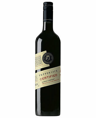 Pepperjack Certified Shiraz Cabernet 2013 (6 Bottles)