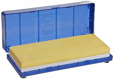 Norton Japanese-Style Combination Waterstone 4000/8000 Grit 8 x 3 x 1 inches
