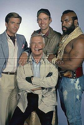 The A-Team 8x10 Photo *FREE SHIPPING* 061215-1
