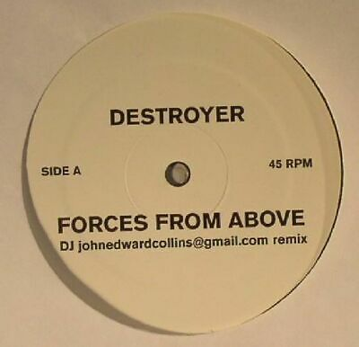 "DESTROYER - Forces From Above (remix) - Vinyl (limited 12"")"
