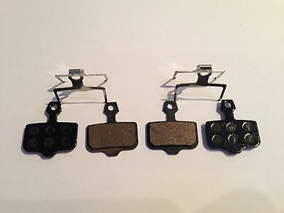 Avid Elixir CR R 1 - 3 - 5 - 7 Organic Semi Metal Resin Brake Pads - 2 Pairs