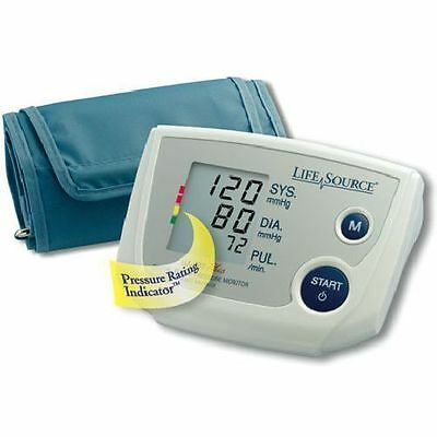 LifeSource A&D Automatic Blood Pressure Machine UA-767PVA