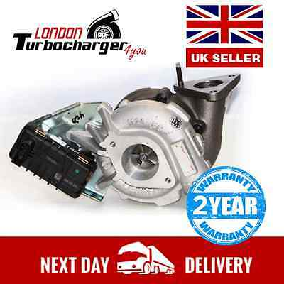 Turbocharger TURBO 752610 FORD TRANSIT LAND-ROVER DEFENDER 2.4 140/143HP PUMA