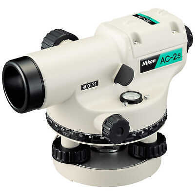 Nikon AC-2s Automatic Level, 24x Magnification
