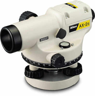 Nikon AX-2S Automatic Level, 20x Magnification