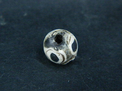 Ancient Glass Mosaic Eyes Bead Roman 200 BC  #ML405