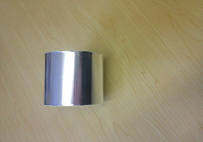 1x 75mm x 10M High Quality Aluminium Tape Foil - Insulation & Ventilation