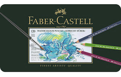 Faber-Castell Watercolour Pencils Albrecht Dürer Tin Set of 120