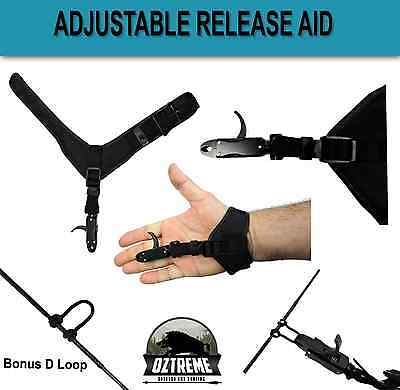 New Adjustable Release Aid For Compound Bow And Archery