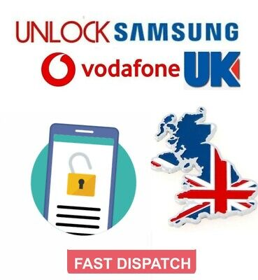 Vodafone UK Unlock code Doro 508 5030 615 632 6012 6520 820 7060 Unlocking